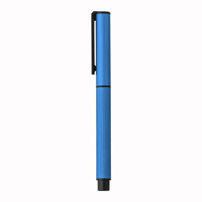 Roller aluminio tinta azul