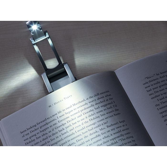 Clips marcap ginas luz de lectura plegable - Luces de lectura ...