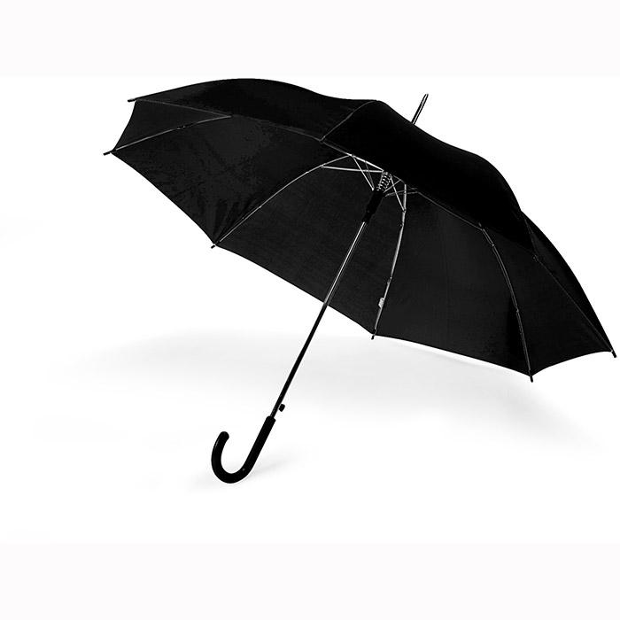 Paraguas automático mango plástico
