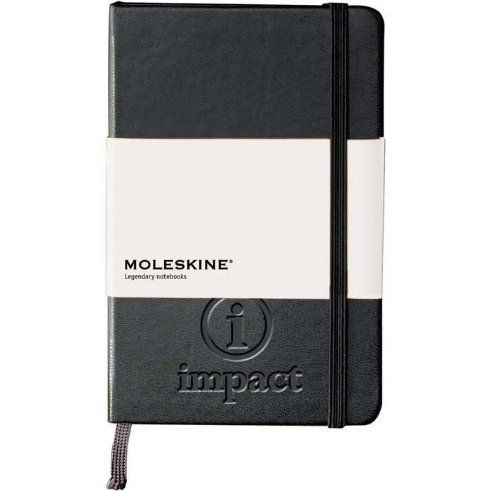 Libreta Moleskine® Pocket papel blanco