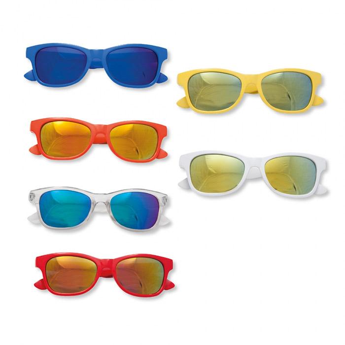 Gafas de sol espejo niños