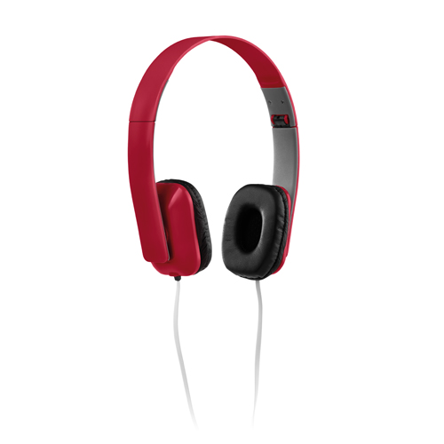 Auriculares color plegable