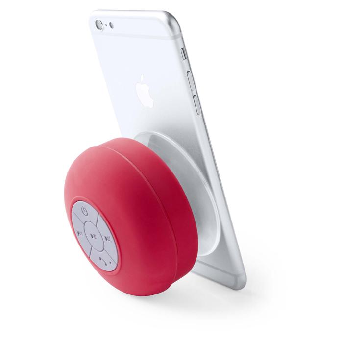 Altavoz Bluetooth® ducha micro teléfono