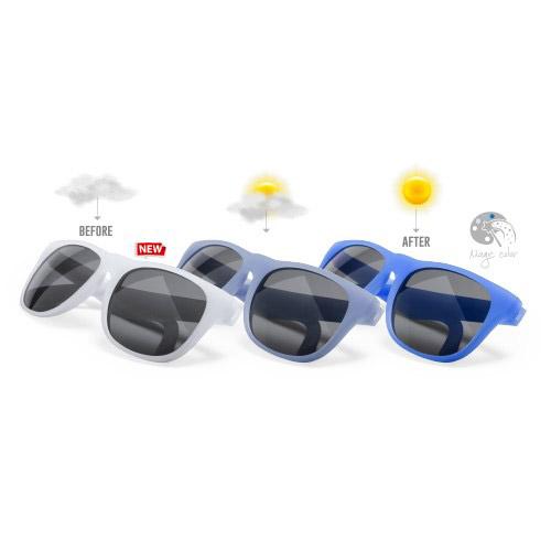 Gafas de sol cambio color