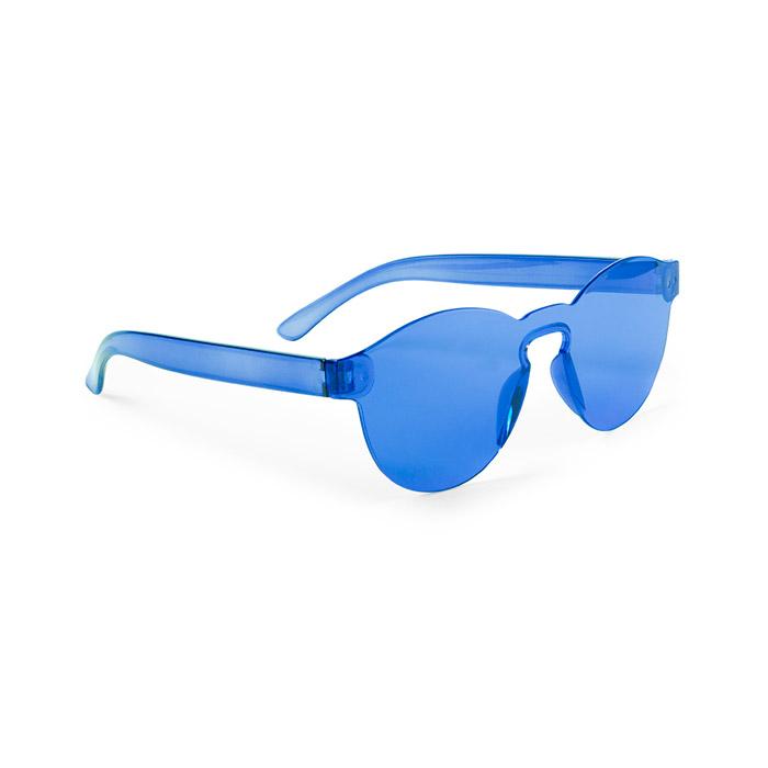 Gafas transparentes total color