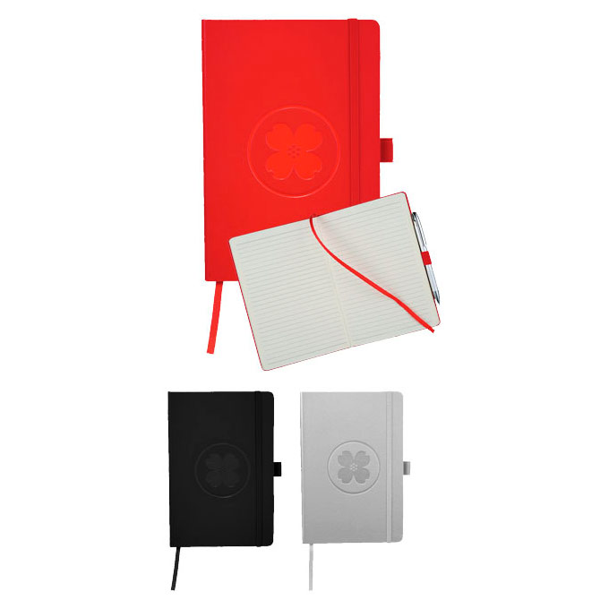 Libreta clásica A5 tapa flex Journalbooks®