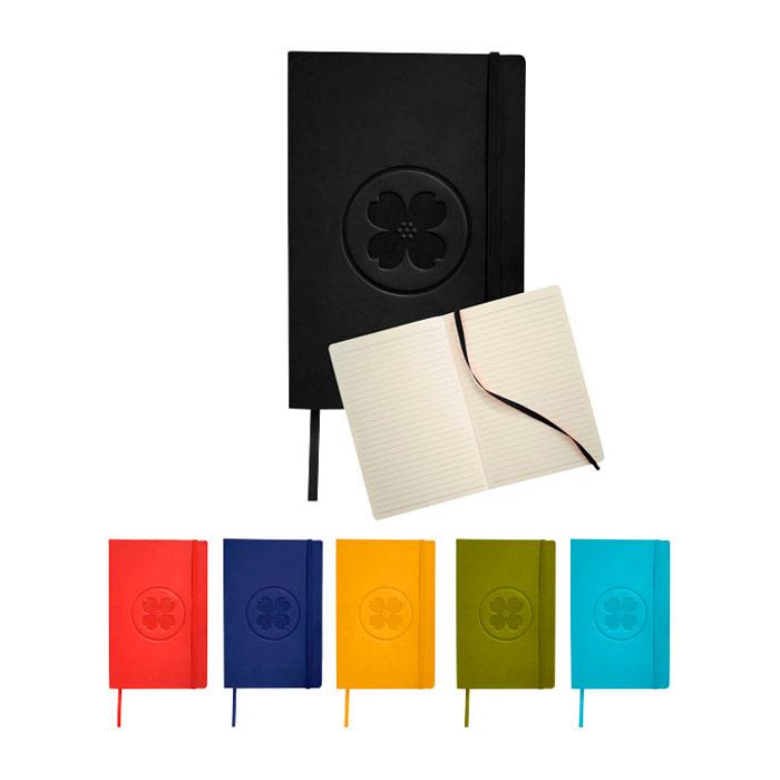 Libreta clásica tapa blanda A5 Journalbooks®