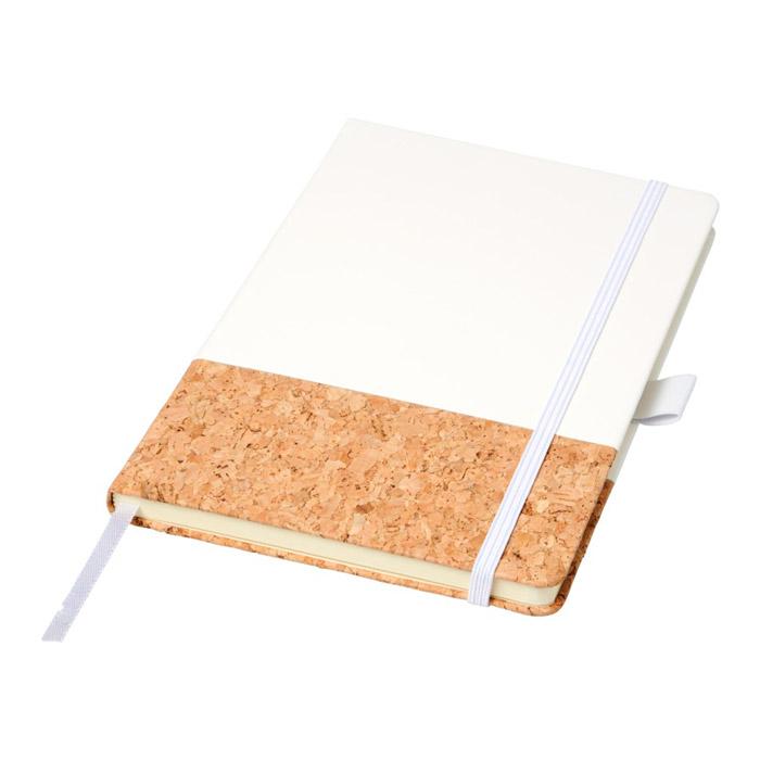 Libreta A5 PU y corcho Journalbooks®