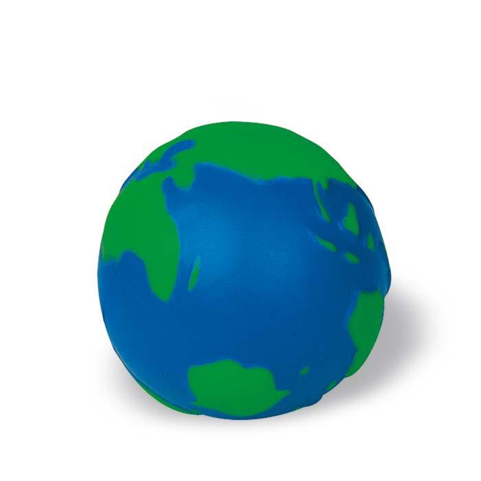 Antiestres bola del mundo