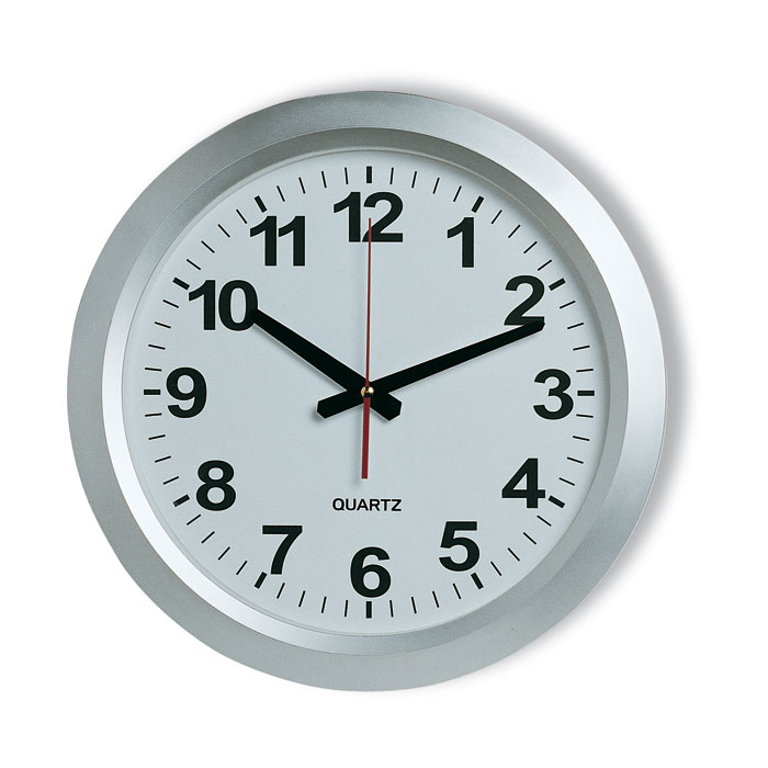 Relojes de pared reloj de pared n meros grandes - Relojes grandes de pared ...