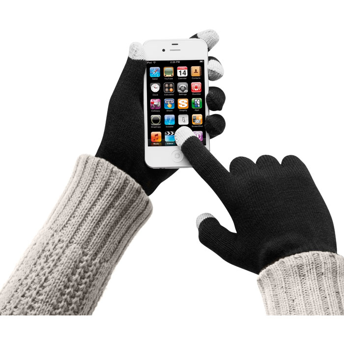 Guantes táctiles Smartphones