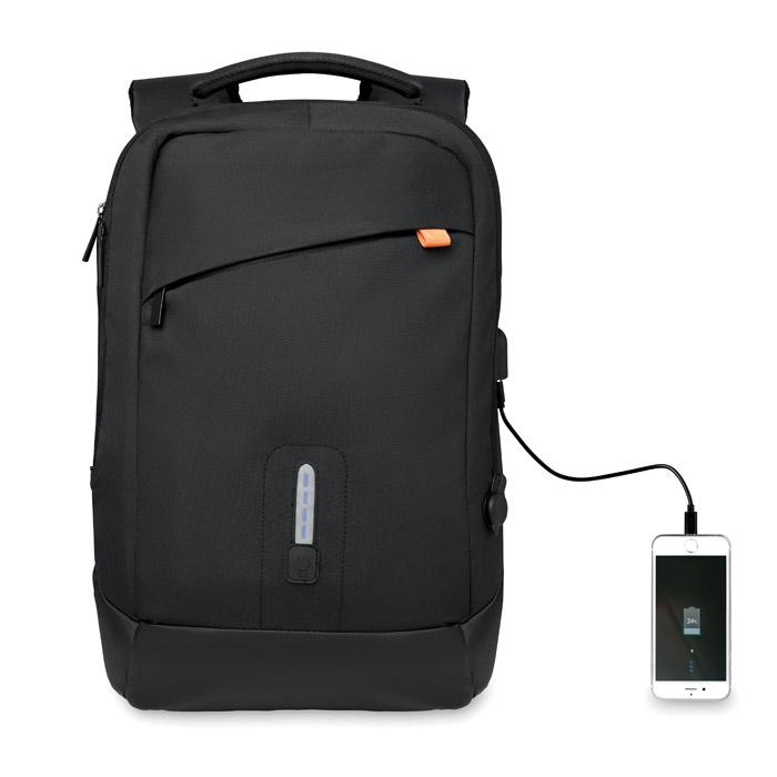 Mochila adaptador USB con PowerBank 8000 mAh