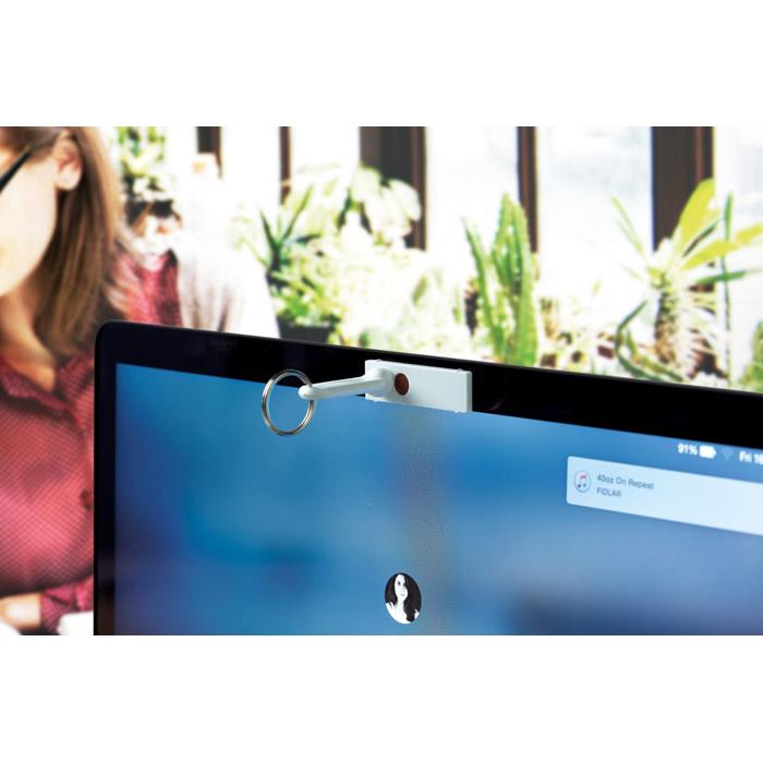 Webcam blocker llavero
