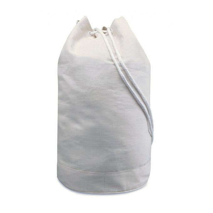 Macuto de algodón crudo