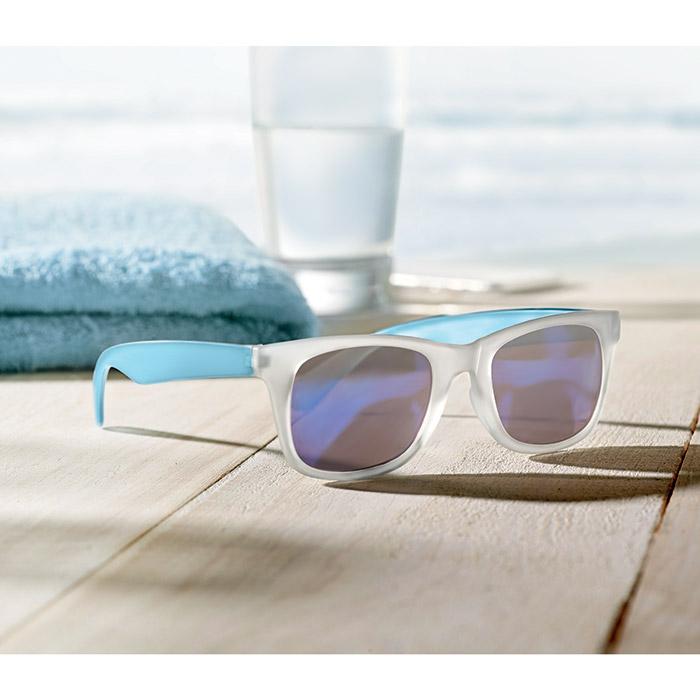 Gafas lentes polarizadas transparente