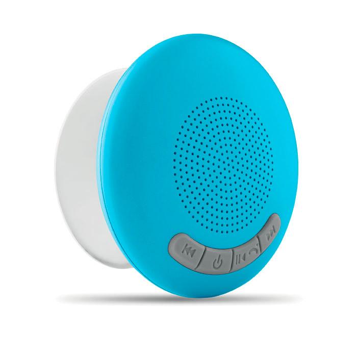 Altavoz Bluetooth 3W baño ventosa