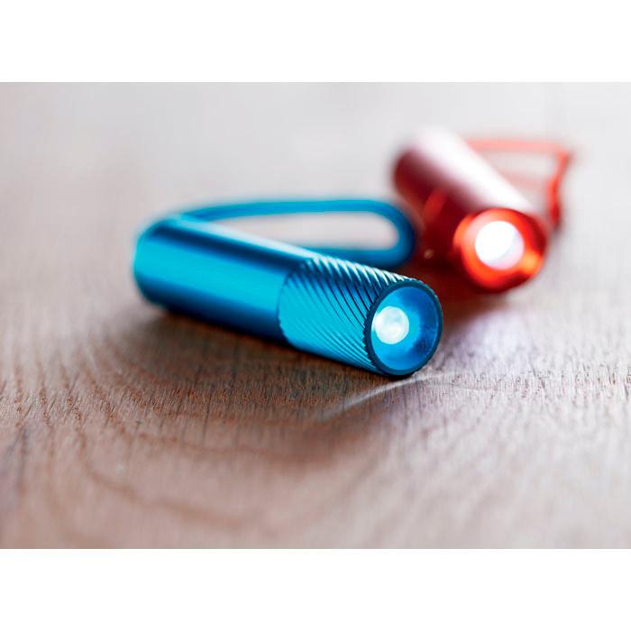 Mini linterna LED goma