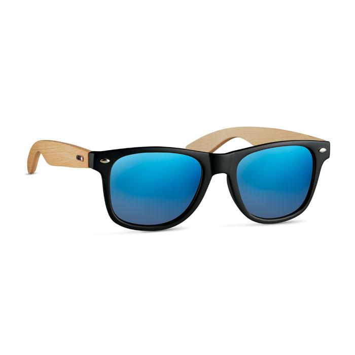 Gafas de sol patillas de bambú