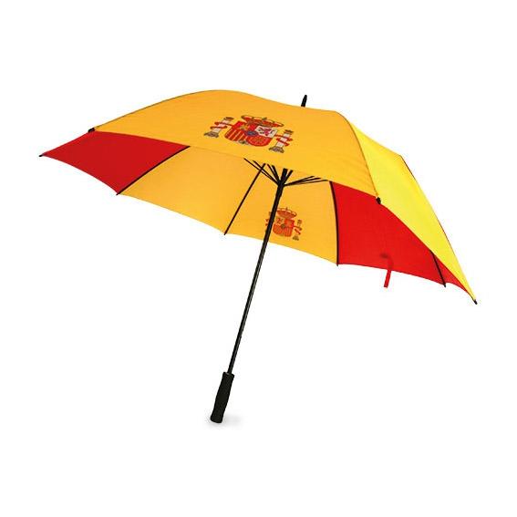Paraguas España con escudo