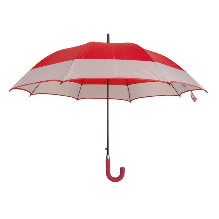 Paraguas bicolor automático