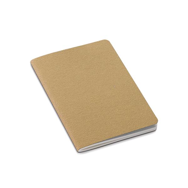Bloc papel reciclado libretilla
