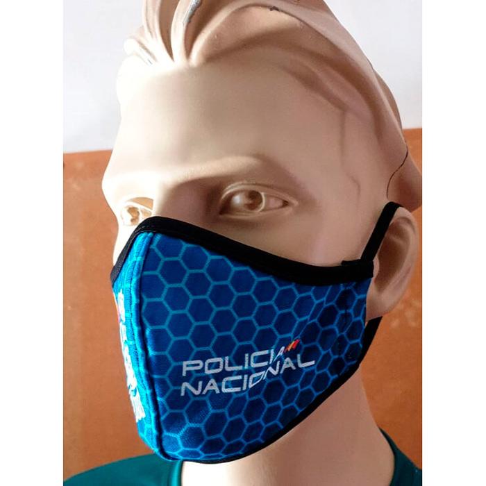 Máscara 280g personalizada lavable Antibacteriana e Hidrófuga