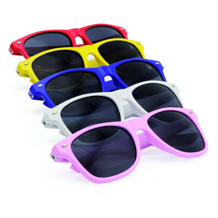 Gafas montura color