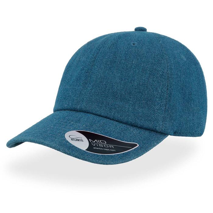 Gorra Atlantis® Dad Hat 6p Mid Visor