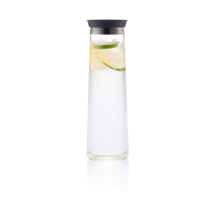 Botellas vasos botella vidrio tapa silicona - Vidrio plastico transparente precio ...