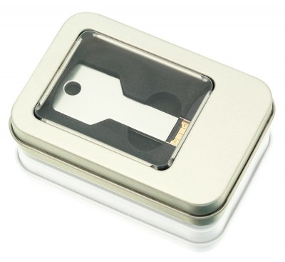 Memoria USB metal llave 4Gb STOCK