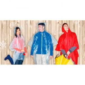Impermeable emergencia